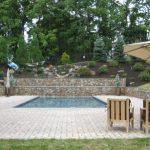 residential pool turf