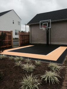 versacourt basketball court